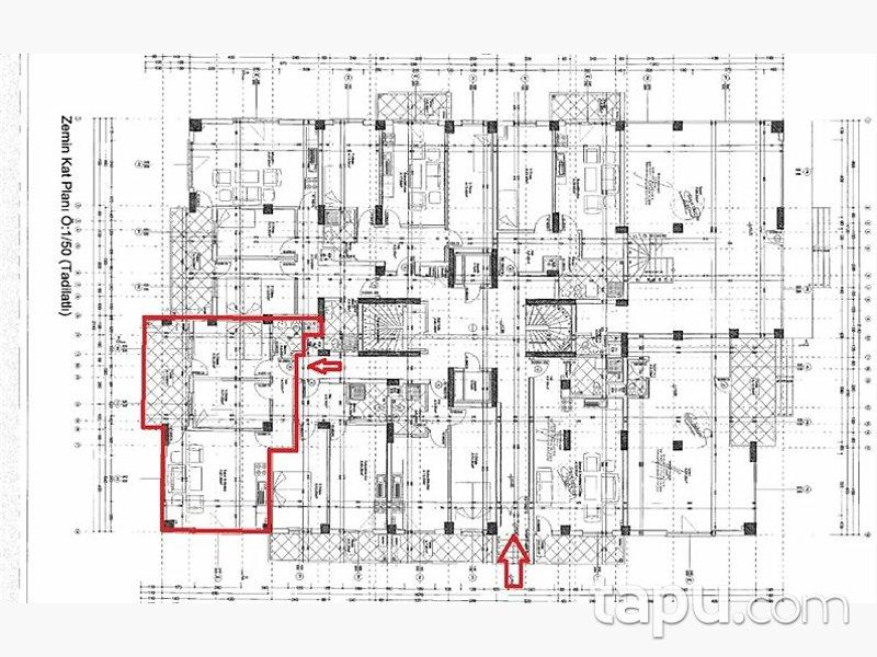 Çanakkale Merkez Temel City Sitesi'nde 81 m2 Daire