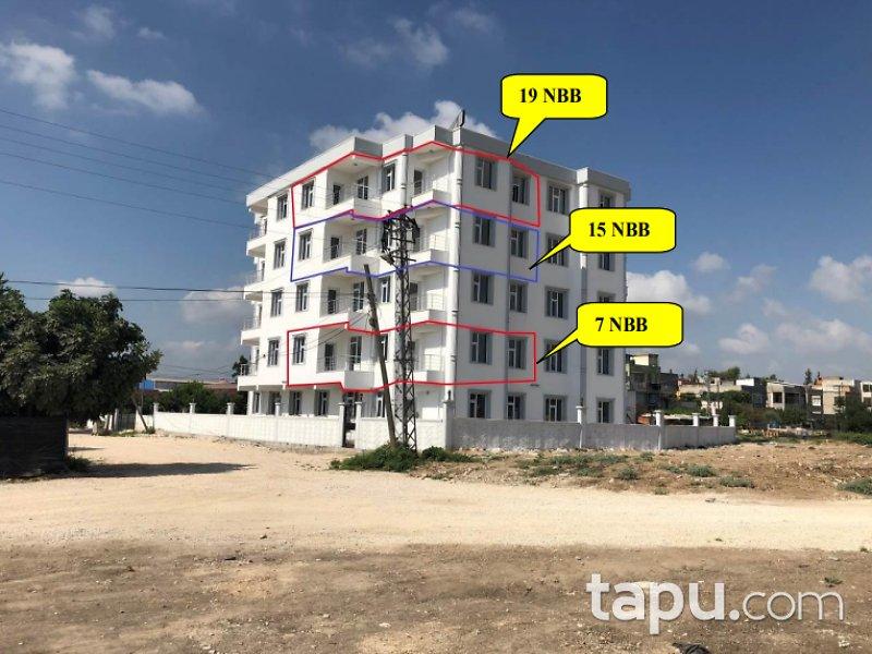 Adana Sarıçam Yeni Mahallesi'nde 3+1 95 m2 Daire (1539)