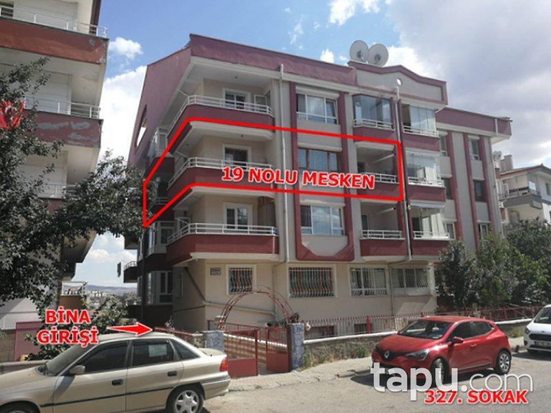 Ankara Mamak Peyami Safa Mahallesi'nde 3+1 105 m2 Daire