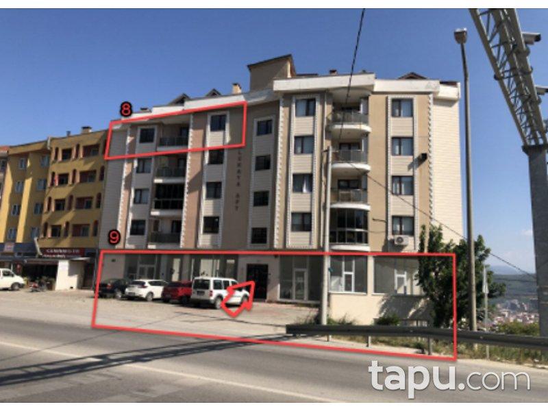 Bursa Gemlik Yeni Mahallesi'nde 518 m2 Depolu Dükkan