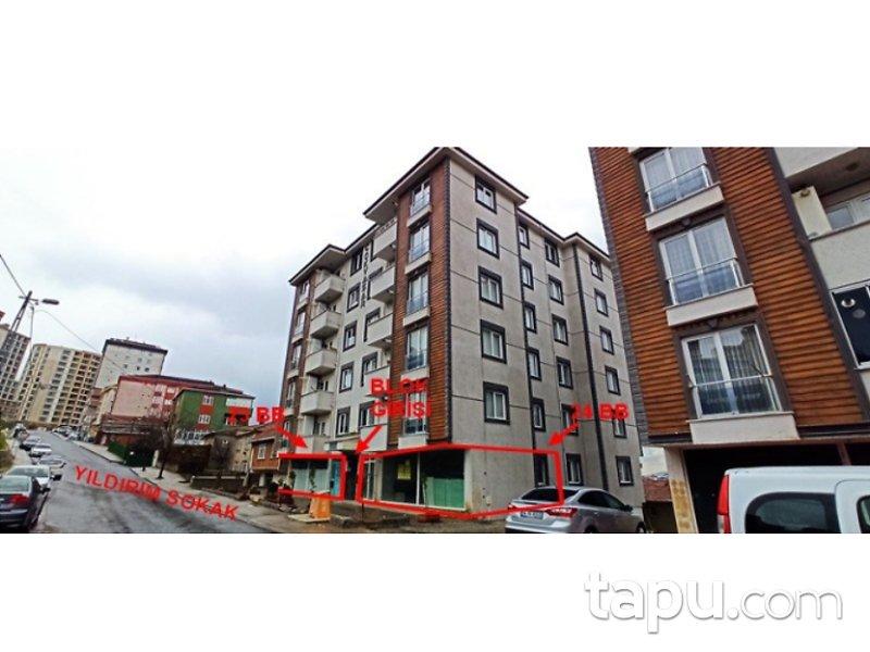 İstanbul Pendik Esenyalı Mahallesi'nde 57 m2 Dükkan