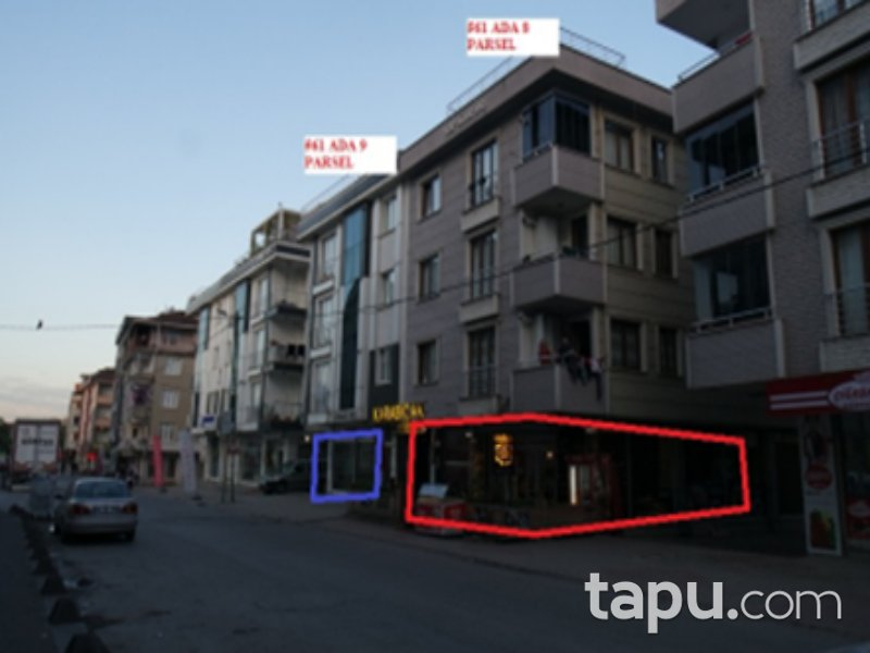İstanbul Sancaktepe Kemal Türkler Mahallesi'nde 86 m2 Depolu Dükkan
