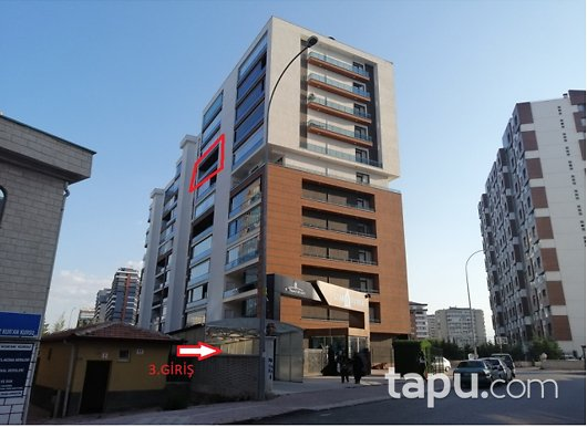 Konya Selçuklu Star Tower Sitesi'nde 4+1 Daire