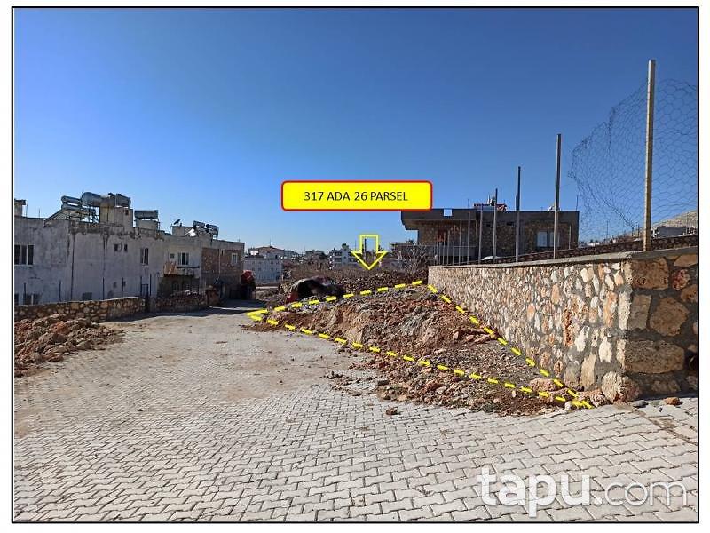 Mardin Dargeçit Safa Mahallesi'nde 247 m2 Konut İmarlı Arsa