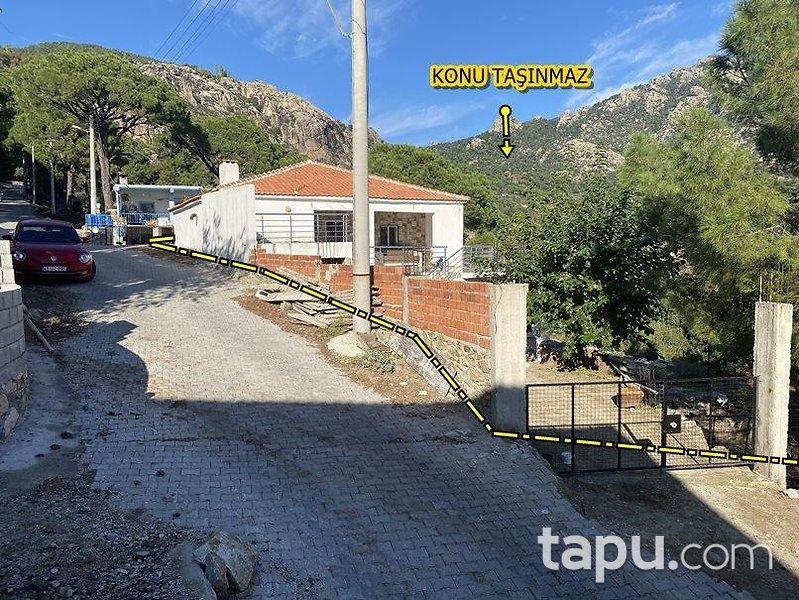 Muğla Milas Sakarkaya Mahallesi'nde 2 Katlı Kargir Ev ve Arsası