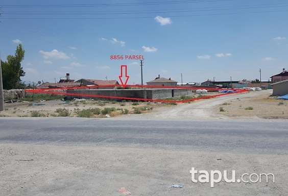 Konya Karatay İsmil Mahallesi'nde 1655 m2 Konut İmarlı Arsa