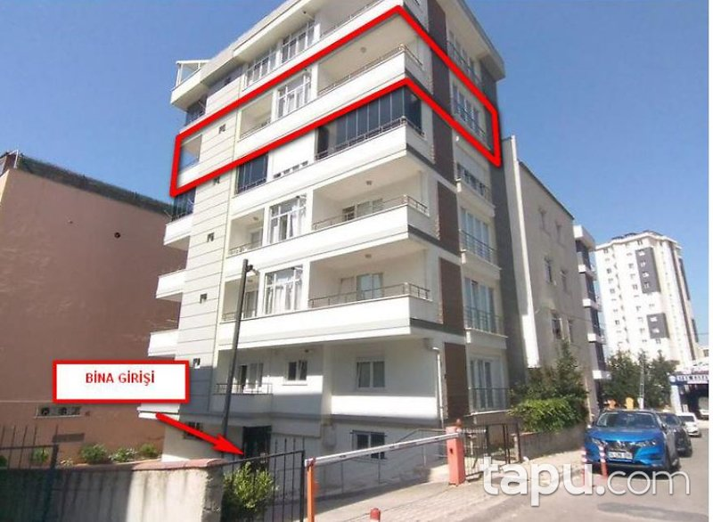 İstanbul Kartal Yakacık Cumhuriyet Mahallesi'nde 118 m2 Daire