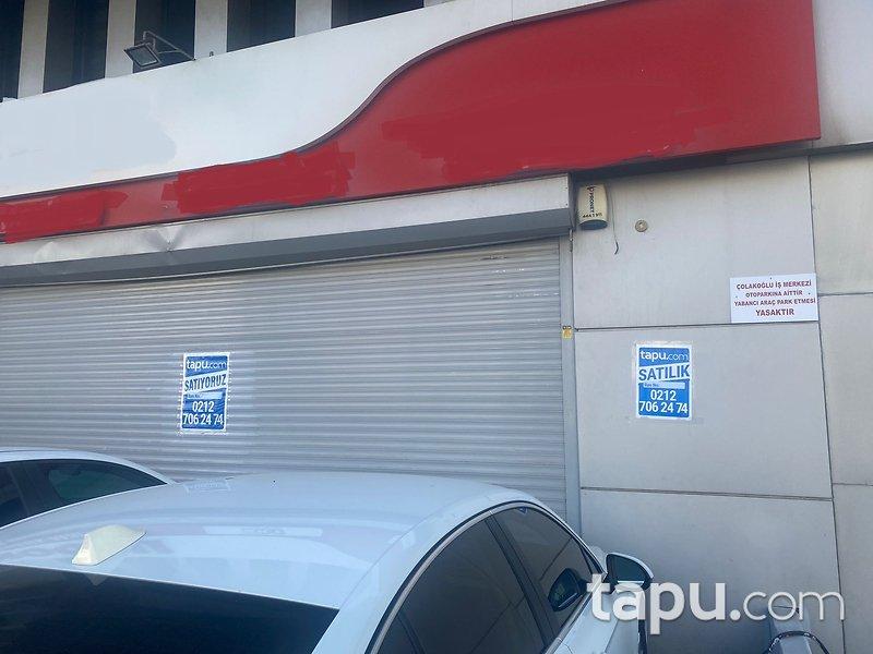 Turhal Cemal Beriker Bulvarı'na Cepheli, Çolakoğlu İş Merkezi'nde Yatırımlık 385 m2 Depolu Dükkan