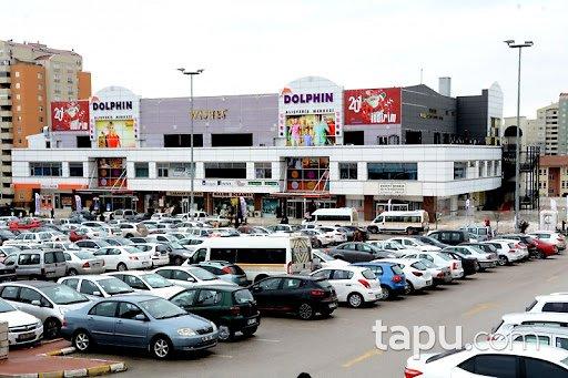 Etimesgut Dolphin AVM'de Kiracılı 80 m2 Dükkan