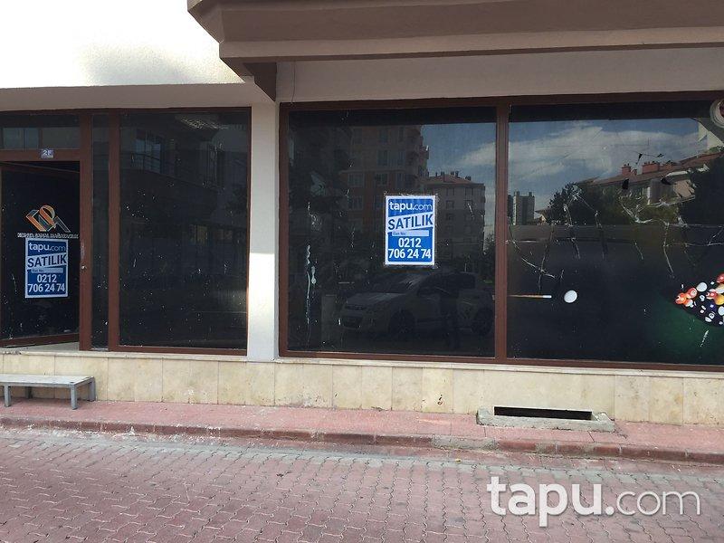 Konya Selçuklu Parsana Mahallesi'nde 118 m2 Dükkan