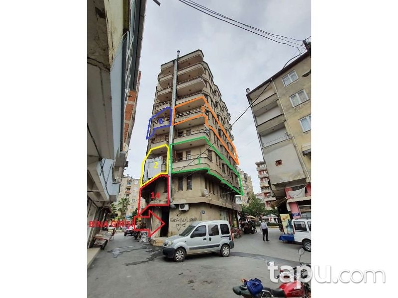 Samsun Bafra'da Atatürk Bulvarı Üzerinde 103 m2 Daire
