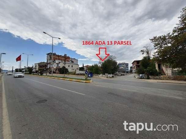 Musa Cevher Dudayev Bulvarı'na Cepheli Köşe Parselde 839 m2 İmarlı Arsa