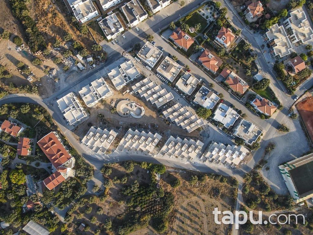 Girne Zeytin Homes Projesinde Konsept Lüks Daire'ler